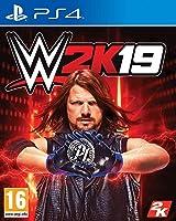 W2K19 W 2K19 WWE 2K19 Ps4 Oyunu