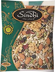 Sindhi Dry Fruits Mixed Seeds, Berries and Dry Fruits (250 GMS)