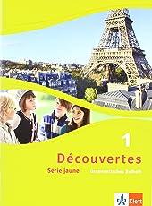 Découvertes 1. Série jaune: Grammatisches Beiheft 1. Lernjahr (Découvertes. Série jaune (ab Klasse 6). Ausgabe ab 2012)