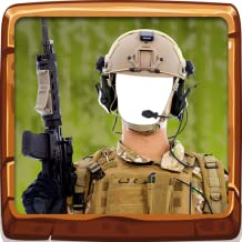 Macchina fotografica dell'esercito della foto del selfie