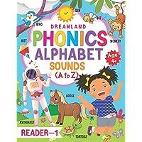Phonics Reader -1 (Alphabet Sounds, A to Z) Age 4+