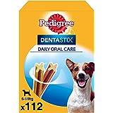 Pedigree Pack de Dentastix de uso Diario para la Limpieza Dental de Perros Pequeños (1 Pack de 112ud)