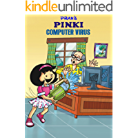 PINKI AND COMPUTER VIRUS