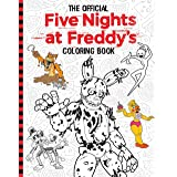 Official Five Nights at Freddy's Coloring Book