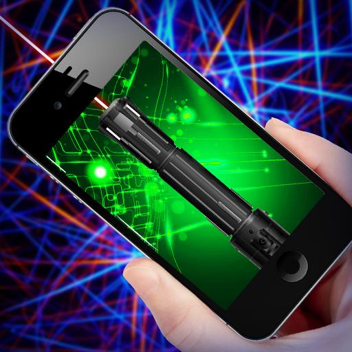Laser-pointer Mobile (Laser Pointer Prank 3D)