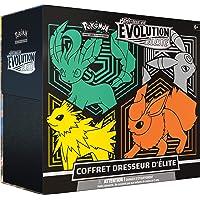 Pokemon Coffret Dresseur d'Élite-Epée & Bouclier-Evolution Céleste (EB07) société-Jeu de Cartes à Collectionner (Modèle…