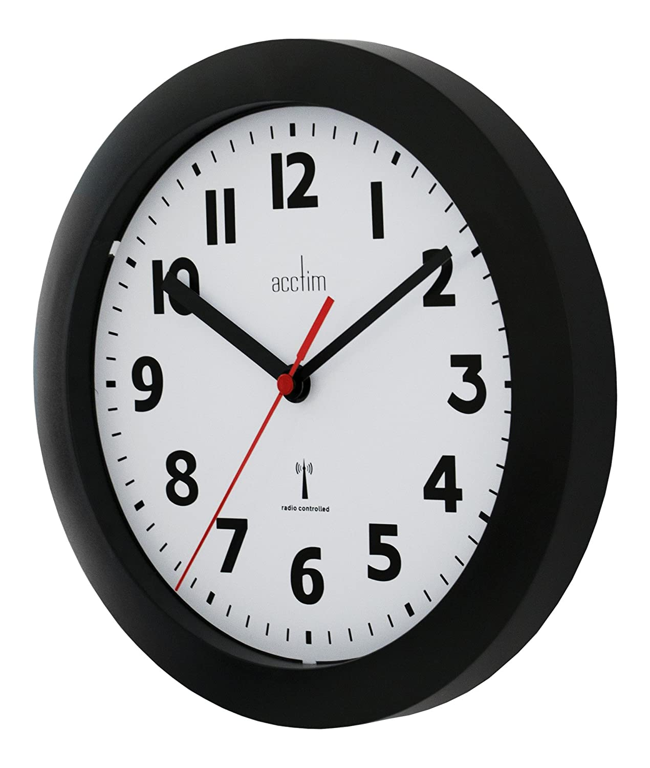 Acctim parona radio controlled wall clock acctim amazon acctim parona radio controlled wall clock acctim amazon kitchen home amipublicfo Image collections