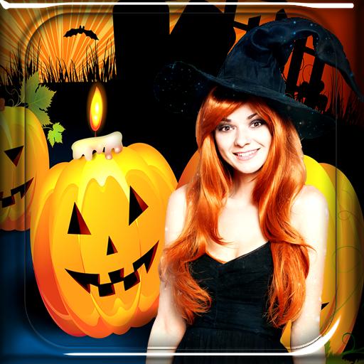 Halloween-Fotorahmen ()
