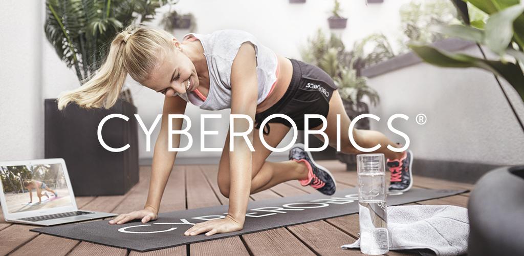 81P%2BwbtU2qL - CYBEROBICS: Fitness Workout, Fatburn, HIIT & Yoga