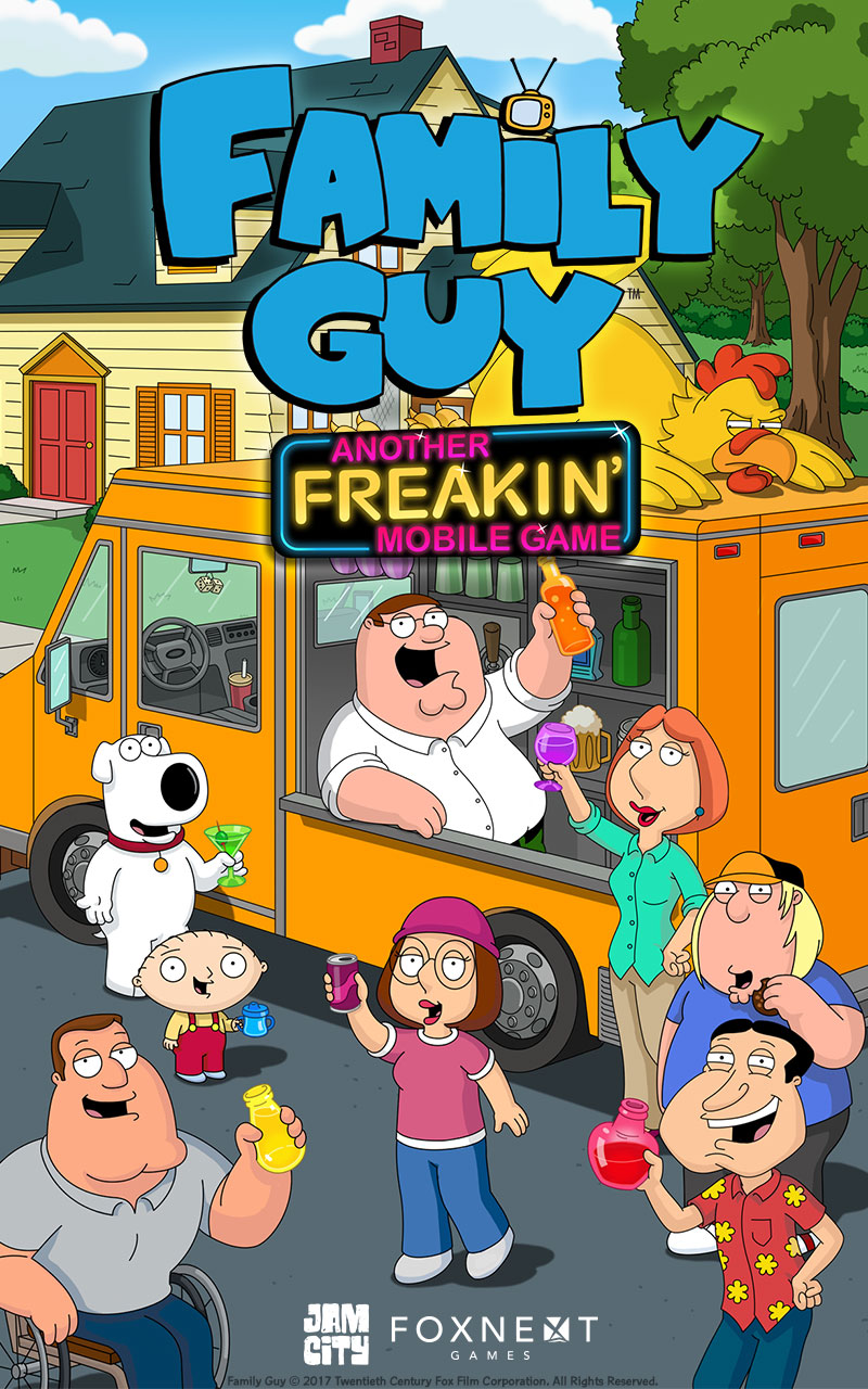 Family Guy- Another Freakin' Mobile Game: Amazon.de: Apps