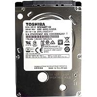 Toshiba MQ04ABF100, 2,5 Zoll, 1000 GB, 5400 U/min.