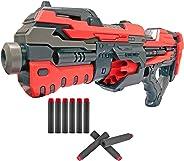 Popsugar Battery Operated Machine Gun with 10 Soft Foam Bullets