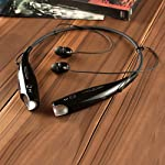 Sketchfab Hbs-730 Bluetooth Stereo Sports Wireless Portable Neckband Headset Compatible for All Smartphones Mobile