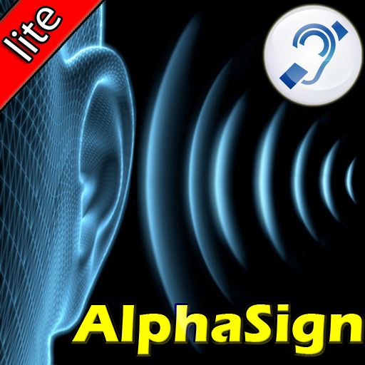 Alphasign Lite - American & British Sign Language Alphabet Learning ASL & BSL