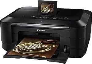 Canon Pixma Mg8250 Multifunktionsgerät Scanner Kopierer Drucker Usb 2 0