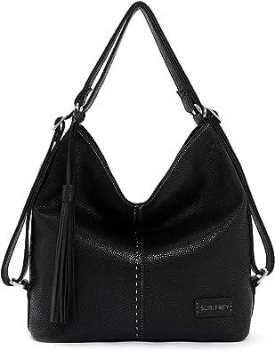 SURI FREY Beutel Stacy 12835 Damen Handtaschen Uni One Size