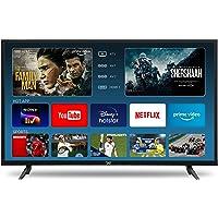 VW 80 cm (32 inches) HD Ready LED Smart TV VW32S (Black) (2021 Model)