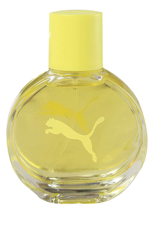 puma yellow