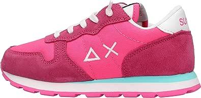 SUN68 Z30401 Sneaker Fuxia