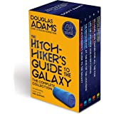 The Complete Hitchhiker's Guide to the Galaxy Boxset: Guide to the Galaxy / The Restaurant at the End of the Universe / Life,