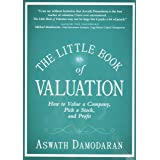 The Little Book of Valuation: How to Value a Company, Pick a Stock and Profit: 34