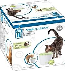 Catit Trinkbrunnen 3 Liter für Katzen und kleine Hunde
