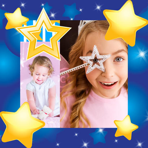 stars-photo-collage-editor