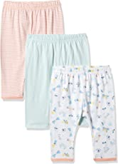 Mothercare Baby Girls' Joggers (Pack of 3)