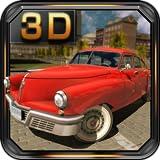 Vintage Sports Cars 3D Parking