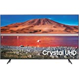"SAMSUNG UE50TU7172 50"" SMART LED ULTRA HD 4K TV HDR DVB-T2 Wifi Noir"