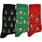 3 Pairs of CHRISTMAS Socks Variety of sizes