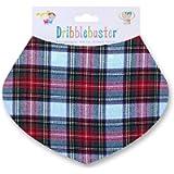 Dribblebuster Scottish Baby Bib Stewart Tartan Gift