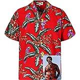 Paradise Found | Camicia Hawaiana | Tom Selleck | Magnum | Originale | Made in Hawaii | Disegni Differenti