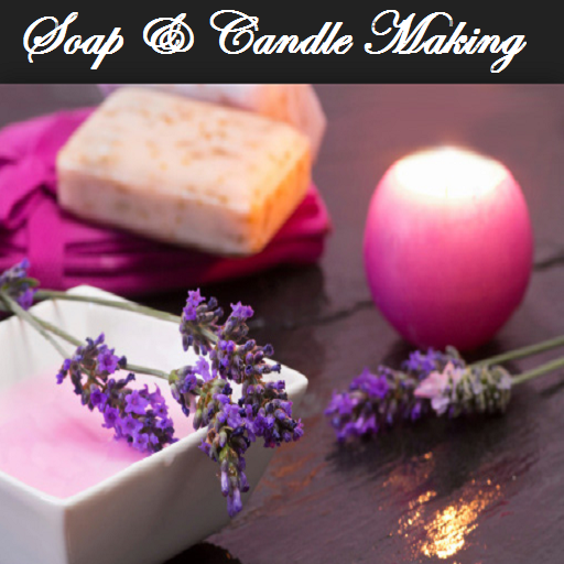 Handgemachte Seife Rezepte (Soap and Candle Making)