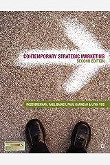 Contemporary Strategic Marketing Kindle Edition