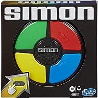 Simon, jeu de mémoire électronique, pour enfants, à partir de 8 ans, jeu avec sons et lumières qui tient dans la main…