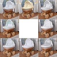 WALDIN Landau/berceau bébé complet avec équipement,26 modèles disponibles