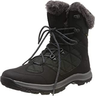 Jack Wolfskin Damen Glacier Bay Texapore High W Wasserdicht