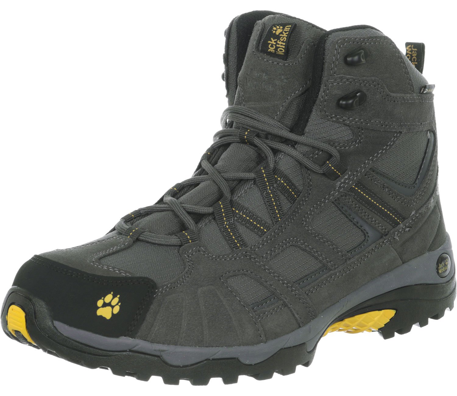 9a0d19c33c4dea Jack Wolfskin Men s Vojo Hike Mid Texapore Low Rise Shoes - The ...