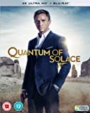 Quantum Of Solace UHD [Blu-ray] [2020]