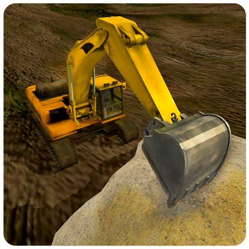Sand Bagger Stadt Builder - Lkw, Dump Graben Und