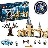 LEGO Harry Potter Il Platano Picchiatore di Hogwarts, Set da Collezione con 6 Minifigure, Ricco di dettagli, Idea Regalo per Bambini +7 Anni e per Appassionati del Mondo Magico, 75953