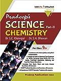 Pradeep's Science Part II (Chemistry) for Class 9 (Examination 2020-2021)