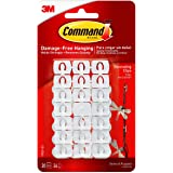 Command Christmas and Fairy Light Decoration Clips (Pack of 20)