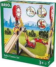 BRIO World 33730 - Achterbahn Set