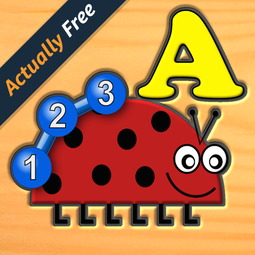 los-nios-insecto-carta-nmero-de-lgica-y-juegos-de-laberinto-divertido-de-aprendizaje-para-nios-en-ed