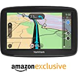 TomTom GPS Voiture Start 52 Lite - 5 Pouces, Cartographie Europe 49 (Amazon Exclusive)