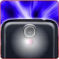 flash LED caméra sans lumière