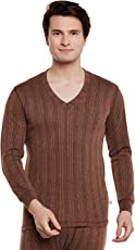 Vimal Jonney Winter King Mens Thermal V-Neck Top