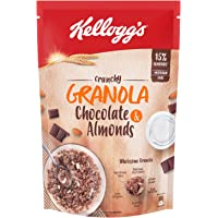 Kellogg's Crunchy Granola Chocolate & Almonds, 450 g
